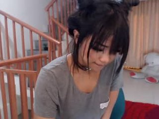 dahilig_01 asian teen cam babe plays with her ass hole