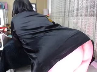 danna_chubby BBW cam girl wants double-fucked with the cock and dildo