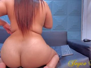 _joycepark big tits cam girl fucking each other with toys