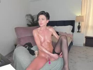 sander_sonia live cum show with ohmibod in the pink pussy