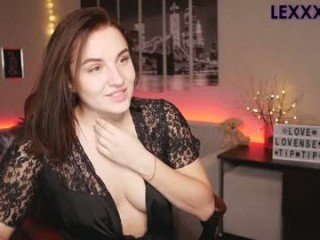 lexxxpass cam babe her pussy penetrated on camera