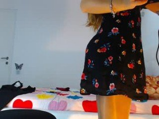 lolita2130 cam girl in beautiful lingerie girl shows off her pussy on camera