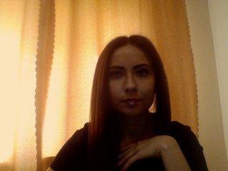 milana1505 depraved brunette cam girl presents her pussy sodomized