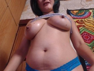 indica big tits cam girl fucking each other with toys