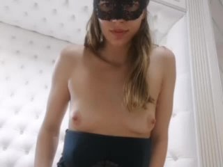 samsex19 blonde cam girl gets anal fuck of cute babe ass