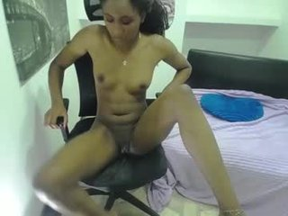 ahsly_ ebony nude cam babe nows exactly what she wants – some hard fuck