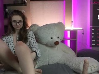 mini_princess cam girl gets her ass hard fucked by her partner