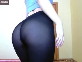 juicy18_18 horny cam babe with sexy little ass gets spread by dildo
