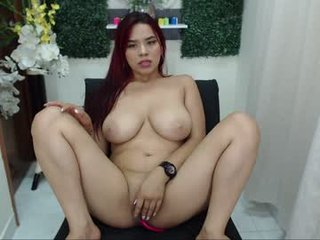 analiia_cox big tits cam girl fucking in the chatroom online
