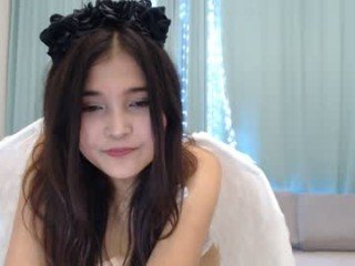asianangel1 cam girl showing big tits and big ass