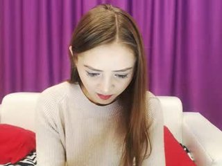 mollyenjoy live sex show with cum over cam girl
