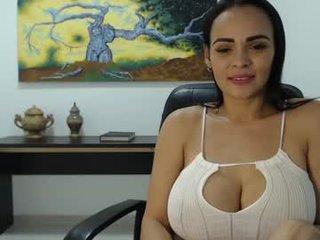 caro_angels brunette cam girl wants dirty cum show