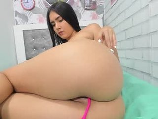 cutesweetgirls cam girl with big ass presents hot live sex cum show